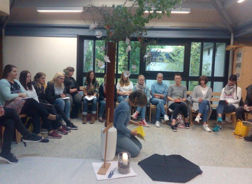 """""""Christliche Bildung für nachhaltige Entwicklung"""" – Kita St. Petrus"""