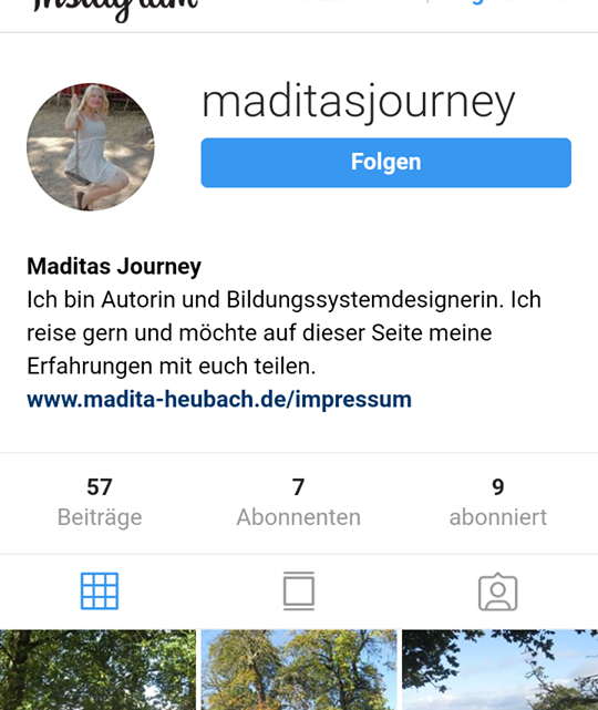 #maditasjourney