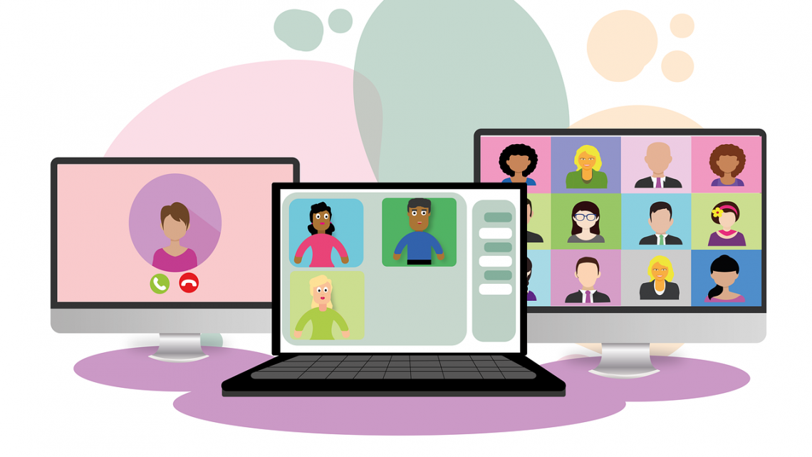 Kita St. Petrus goes digital: Studientag zur Raumgestaltung fand virtuell statt
