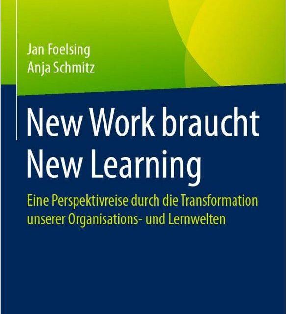 """Neue Buchempfehlung: """"New Work braucht New Learning"""""""